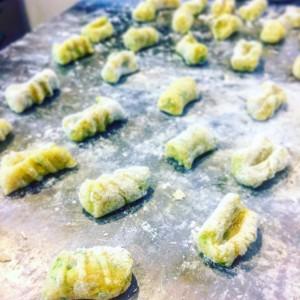 Garlic Parmesan Gnocchi